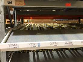Roller pallet racking - picture2' - Click to enlarge