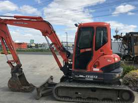 Kubota KX161-3ST Excavator - picture0' - Click to enlarge