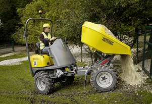 Wacker Neuson 1501 Wheel Dumper