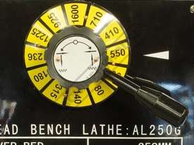 AL-250G Bench Lathe 250 x 500mm Turning Capacity - picture4' - Click to enlarge