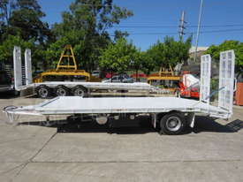 9 Ton Heavy Duty Tag Trailer ATTTAG - picture2' - Click to enlarge