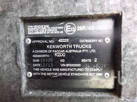 KENWORTH K200 BIG CAB Prime Mover (T/A) - picture4' - Click to enlarge