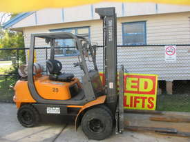 Samsung 2.5 ton LPG Used Forklift - picture0' - Click to enlarge