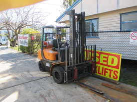 Samsung 2.5 ton LPG Used Forklift - picture1' - Click to enlarge