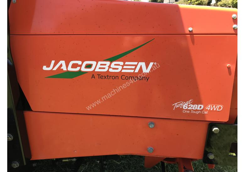 JACOBSEN TURFCAT 628D 4WD OUTFRONT