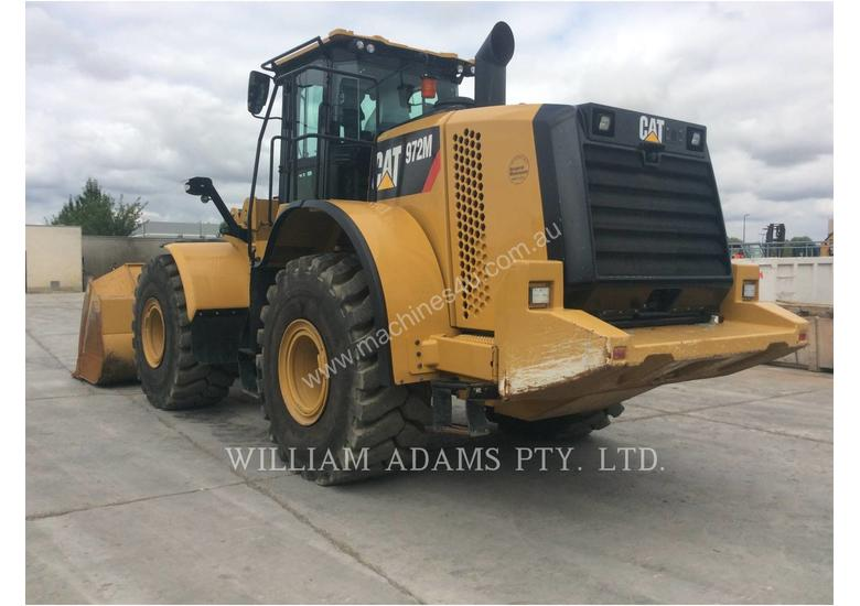 CATERPILLAR 972M Wheel Loaders integrated Toolcarriers