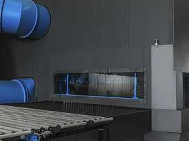 Keraglass VISION 800 Oscillating Tempering Furnace - picture2' - Click to enlarge