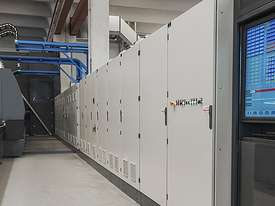 Keraglass VISION 800 Oscillating Tempering Furnace - picture3' - Click to enlarge