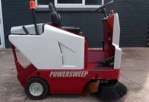 Powersweep PS120 Ride-on Sweeper