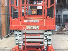 SNORKEL SCISSOR LIFT 8M METRE S2646 - picture0' - Click to enlarge