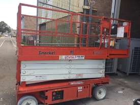 SNORKEL SCISSOR LIFT 8M METRE S2646 - picture1' - Click to enlarge
