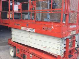 SNORKEL SCISSOR LIFT 8M METRE S2646 - picture3' - Click to enlarge