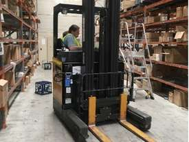 Caterpillar High Reach Forklift  - picture0' - Click to enlarge