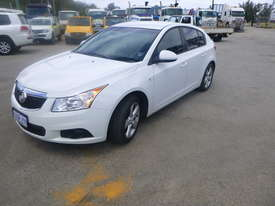 2012 Holden Cruze Hatch Back - In Auction - picture0' - Click to enlarge