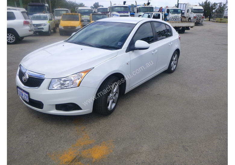 2012 Holden Cruze Hatch Back - In Auction