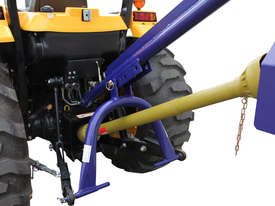 TRACTOR POST HOLE DIGGER PTO 3 POINT LINKAGE 50HP WITH SLIP CLUTCH - picture0' - Click to enlarge