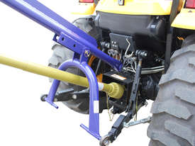 TRACTOR POST HOLE DIGGER PTO 3 POINT LINKAGE 50HP WITH SLIP CLUTCH - picture2' - Click to enlarge