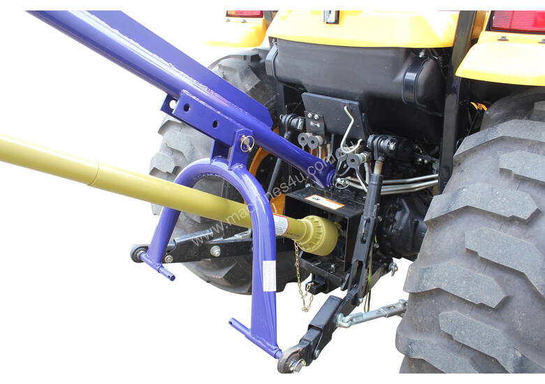 TRACTOR POST HOLE DIGGER PTO 3 POINT LINKAGE 50HP WITH SLIP CLUTCH