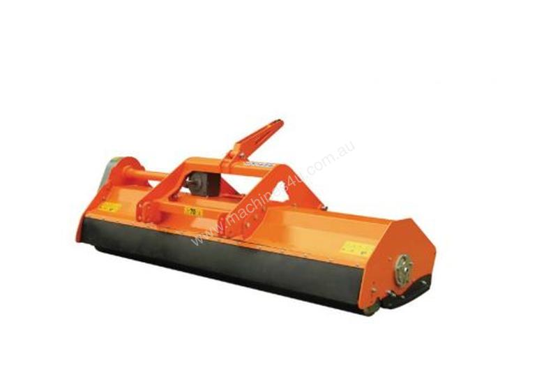 FLAIL MOWER DUAL DIRECTION STD FIXED 280