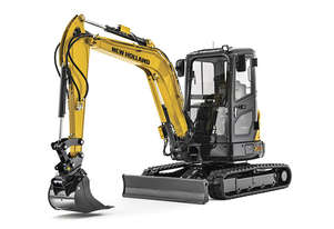 New Holland E37C Compact Excavator