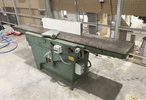 Woodworking planer