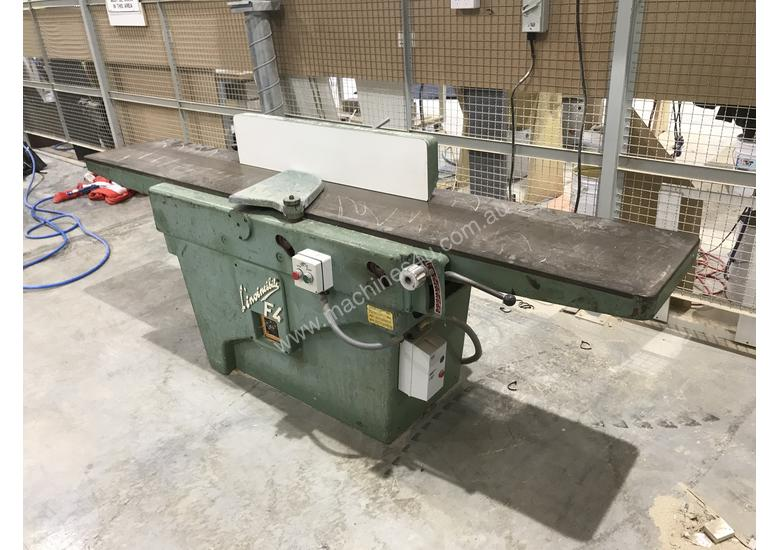 Used Linoilinoi F 4 Planer Jointer In Lonsdale Sa Price 500