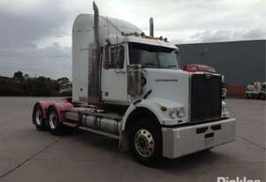 2012 Western Star Constellation 4800 FX