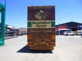 1997 Krueger 45ft Triaxle Drop Deck Refrigerated Tautliner Trailer - picture5' - Click to enlarge