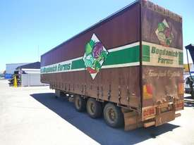 1997 Krueger 45ft Triaxle Drop Deck Refrigerated Tautliner Trailer - picture6' - Click to enlarge
