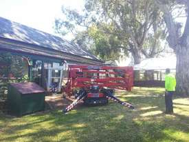 Hinowa 19.65 spider lift - picture0' - Click to enlarge