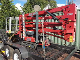 Hinowa 19.65 spider lift - picture3' - Click to enlarge