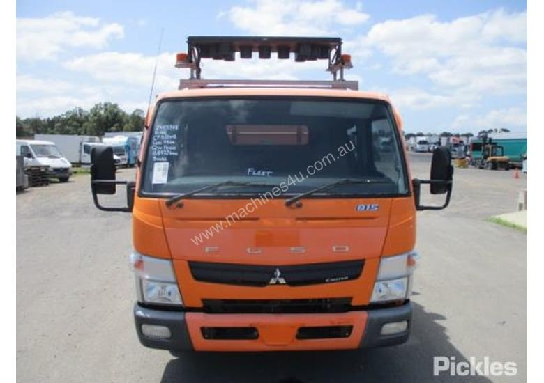 2012 Mitsubishi Canter FEB71