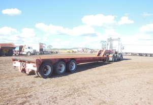 Freighter, low loader Trailer