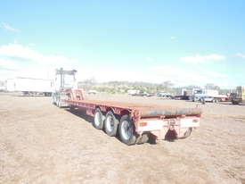 Freighter, low loader Trailer - picture1' - Click to enlarge