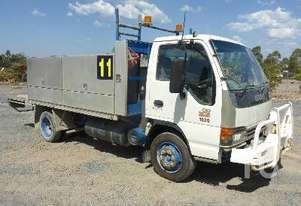 Isuzu   NP300 Mechanics Truck