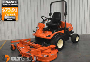 Kubota F3680 Diesel Out Front Mower 72 Inch Side Discharge 36hp