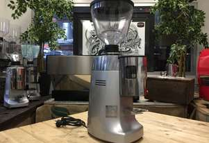 MAZZER KONY AUTOMATIC AND TIMER ESPRESSO COFFEE GRINDER - SILVER & BLACK OPTIONS AVAILABLE