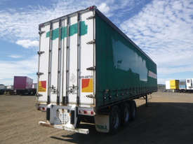 Barker Semi Curtainsider Trailer - picture8' - Click to enlarge