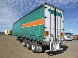 Barker Semi Curtainsider Trailer - picture12' - Click to enlarge
