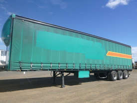 Barker Semi Curtainsider Trailer - picture0' - Click to enlarge