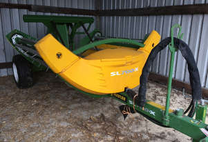 Hustler SL700X Bale Wagon/Feedout Hay/Forage Equip