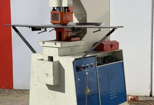 Just In - Late Model Sunrise PM-35T Single Ended Punch - Lots of Tooling Volt