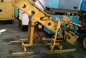 jacro 200 drill mast and stand ,