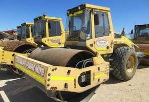 2007 BOMAG BW211D-4 SMOOTH DRUM ROLLER