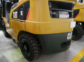 CAT 1.8T LPG Forklift GP18N - End of Financial Year Sale! - picture8' - Click to enlarge