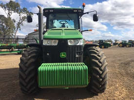 John Deere 8335R FWA/4WD Tractor - picture1' - Click to enlarge