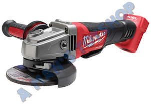 ANGLE GRINDER 125MM PADDLE SKIN ONLY