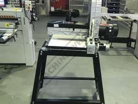 DS-1632 Drum Sander Missing 1 x Rear Foot 400 x 127mm (W x H) Material Capacity - picture0' - Click to enlarge