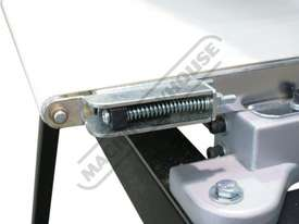 DS-1632 Drum Sander Missing 1 x Rear Foot 400 x 127mm (W x H) Material Capacity - picture2' - Click to enlarge