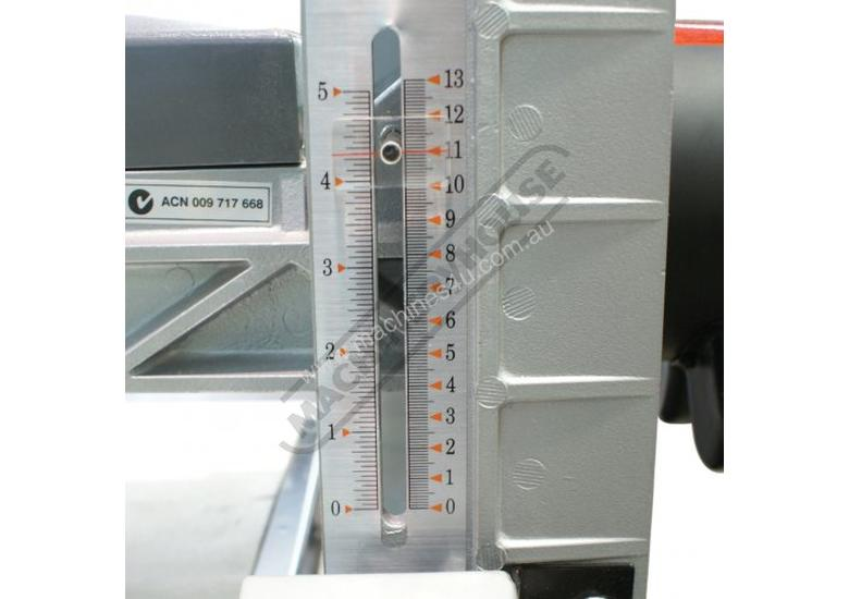 DS-1632 Drum Sander Missing 1 x Rear Foot 400 x 127mm (W x H) Material Capacity